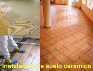 Arcolinea: obras y reformas. Instalación de suelos cerámicos