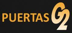 Logo de puertas G2