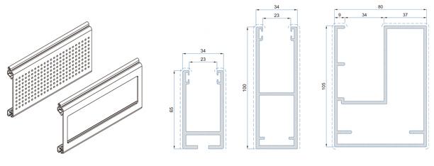 Detalle2 FC2P-100, cierre metálico