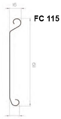 Detalle1 FC-115, cierre metálico