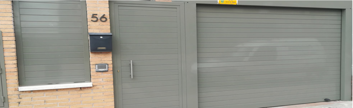 Cierres metálicos de aluminio extrusionado FC-100